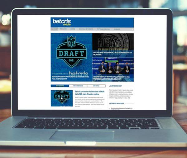 Betcris actualiza su presencia online con el nuevo sitio web de Betcris Noticias